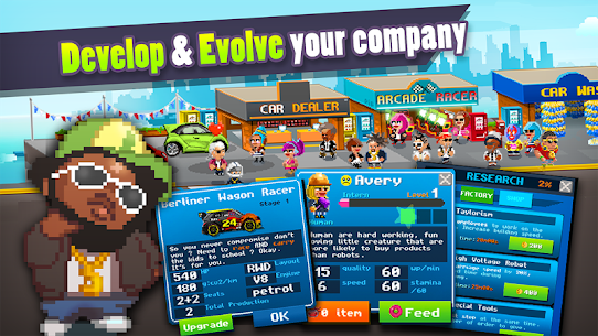 Motor World Car Factory Mod Apk 1.9035 5