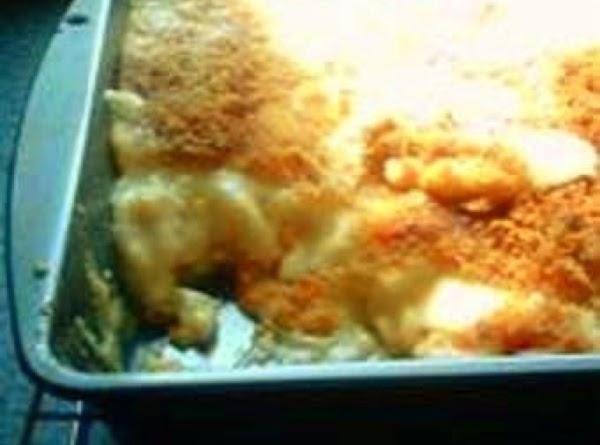 'i Had A Rough Day' Macaroni & Cheese Recipe