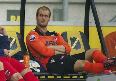 Un nouveau gardien pour l'Antwerp et pour Roulers