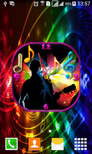 Bestival Clock