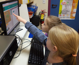 Photo: Even kindergarteners can code at Orchard