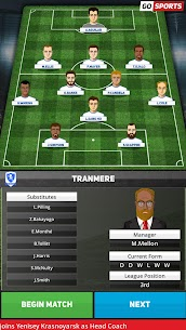 Club Soccer Director 2020 Soccer Club Manager 1.0.81 MOD (Unlimited Money) 3