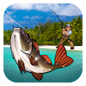 Fishing Paradise 3D Free+ icon