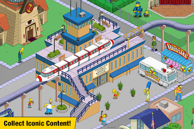 The Simpsons™: Tapped Out APK screenshot thumbnail 3