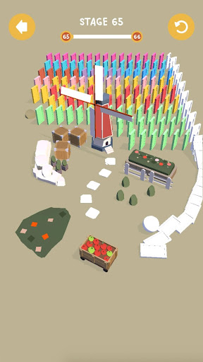 Domino Village  screenshots 2