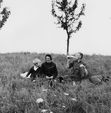Photo: Barry, Adrie en Hans vd Herik