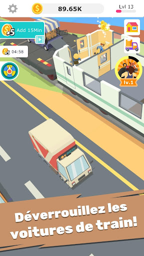 Télécharger Idle Decoration Inc - Idle, Tycoon & Simulation apk mod screenshots 5
