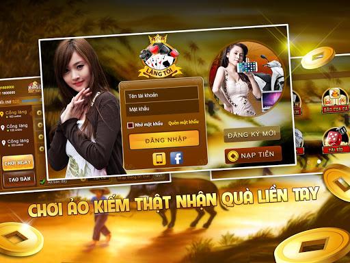 Lang Toi: Game doi thuong VIP