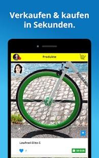 Cyclique Fahrrad Community Screenshot
