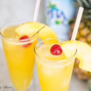 Pineapple Coconut Spritzer.