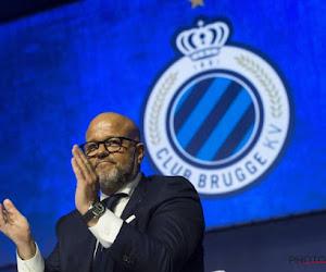 """Bart Verhaeghe avant Club de Bruges-PSG : """"Normalement, on n'a aucune chance"""""""