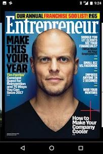 Entrepreneur Magazine (MOD, Subscribed) v14.0 4