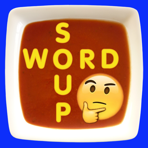 Word Bowl Soup 拼字 LOGO-玩APPs