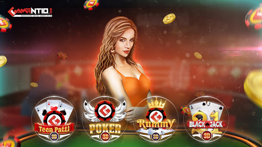 Gamentio 3D: Teen Patti Poker Rummy Slots +More 1.1.43 screenshots 1