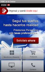 HSBC en tu Celular App-Download APK (org banelco rbts) free