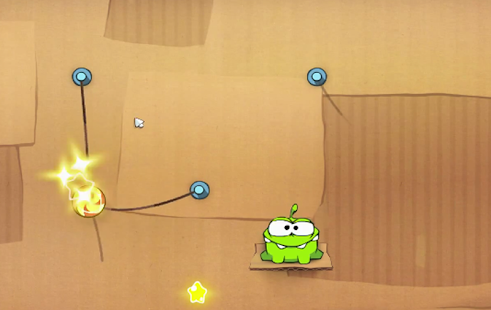 Guide for Cut The Rope: Time Travel - náhled