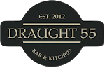 Logo for Draught 55