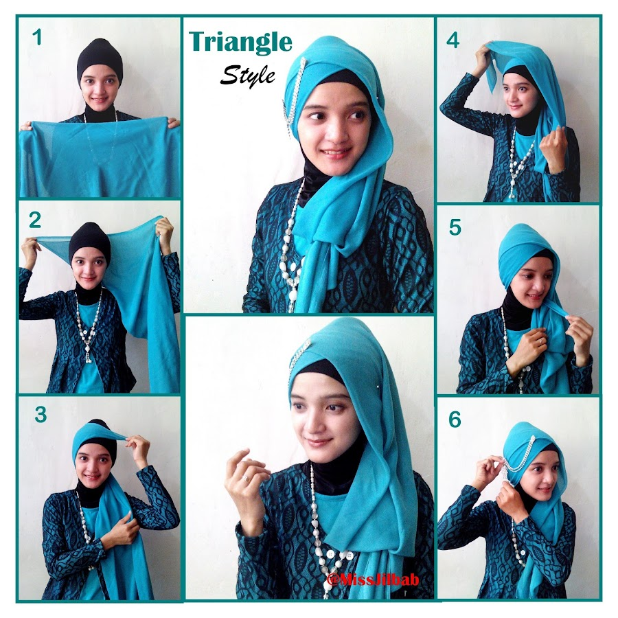 Hijab Tutorial Apl Android Di Google Play