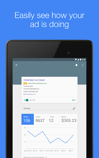 AdWords Express screenshot 13