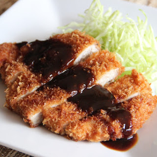 Tonkatsu (deep Fried Pork).
