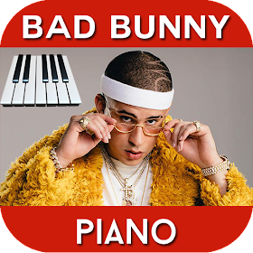 Bad Bunny Piano