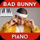 Bad Bunny Piano icon