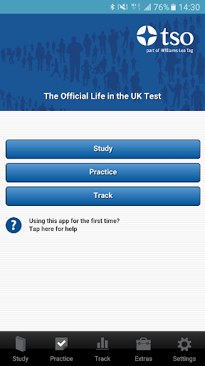 Screenshot for Official Life in the UK Test in Hong Kong Play Store