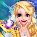 Princess Elsa Wedding Salon icon