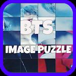 BTS Image Puzzle Icon