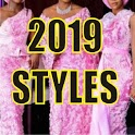 African Lace Fashion & Style 2019 icon