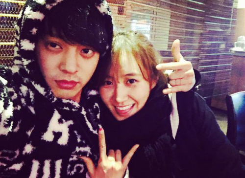 snsd yuri brother seungri 3