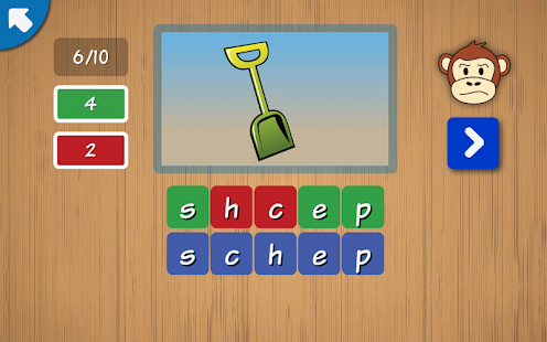 Kids learn Dutch Words - practise to read, write- screenshot thumbnail