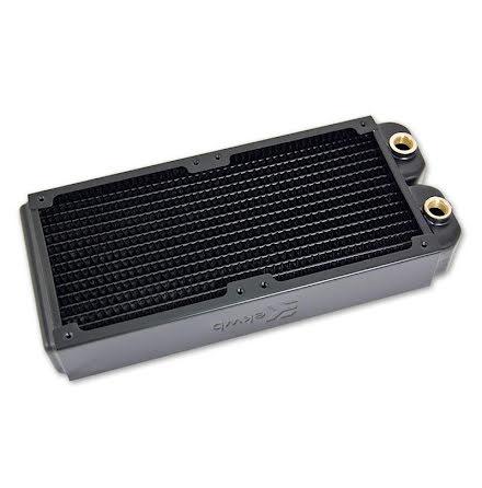 EK Coolstream radiator, RAD XT (240), 2x120-47