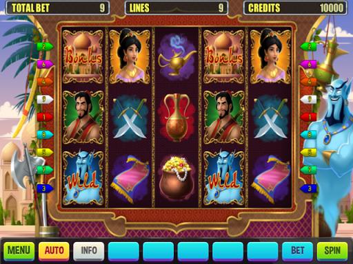 Aladdin Lamp 8.3 screenshots 1