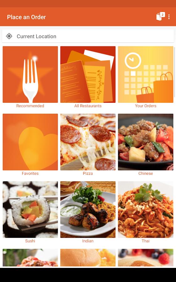 Foodler Food Delivery/Takeout- screenshot