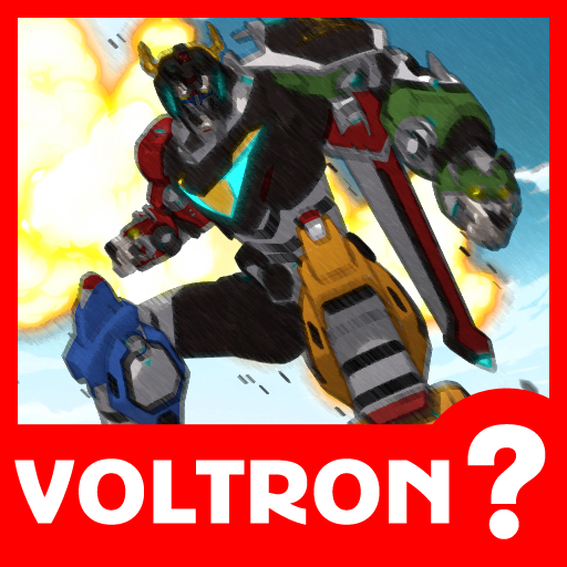 Guess Voltron Trivia Quiz (game)