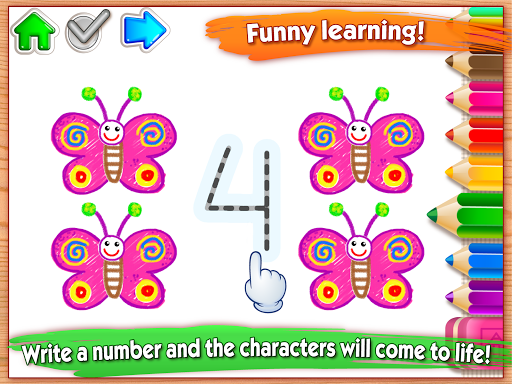123 Drawud83cudfa8 Toddler counting for kids Drawing games 1.0.2.5 screenshots 10