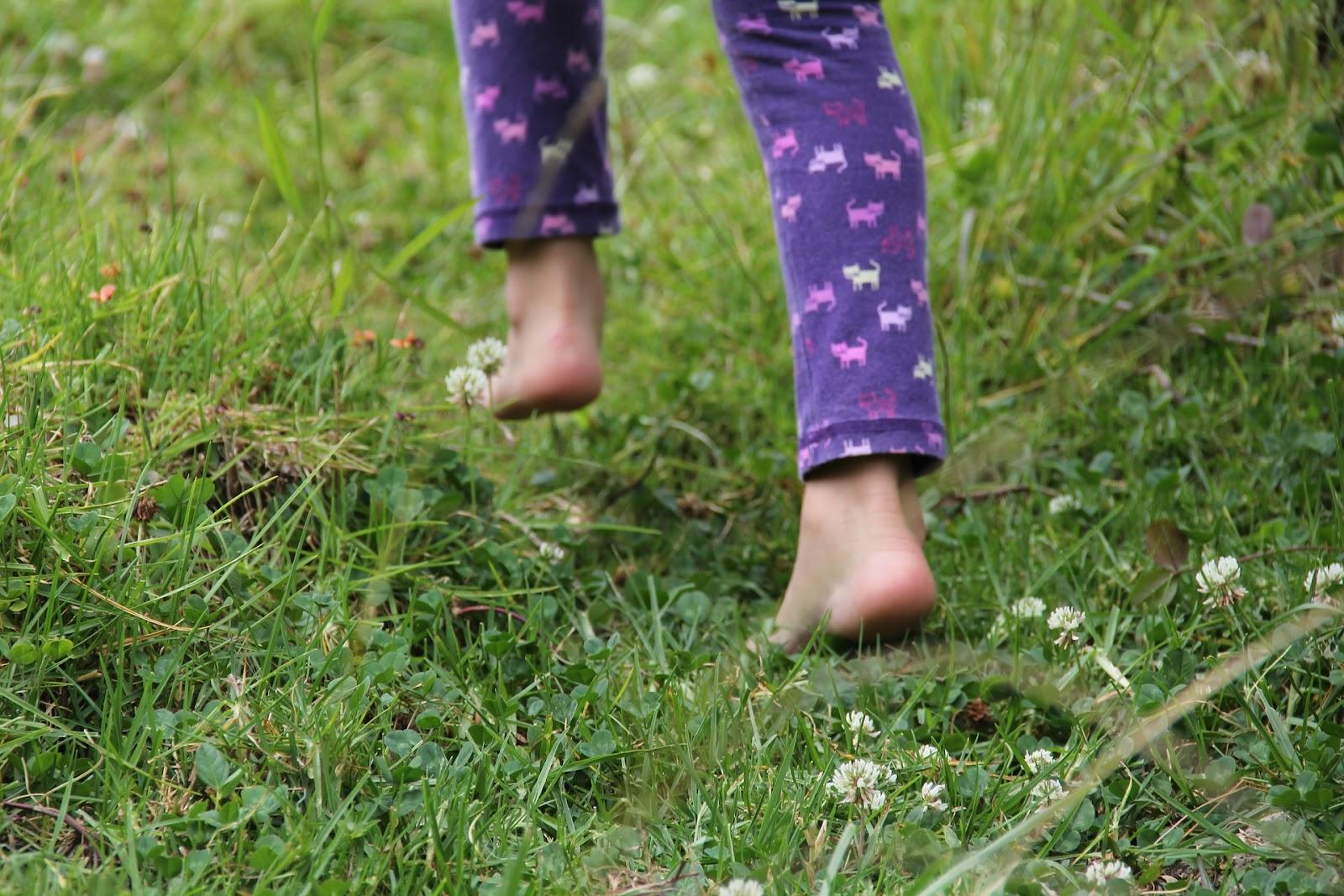 4. Caminar Descalzos sobre la Tierra