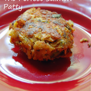 Perfect Salmon Patties.