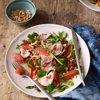 Vietnamese Grapefruit & Pork Salad (Pork Goi Buoi) Recipe