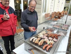 Photo: Große Feste nach der Stocherkahnfahrt im Casino, eigener Raum und selbst grillen auf dem Balkon mit Neckarblick.