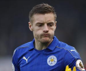 Jamie Vardy, lourdement suspendu, manquera le Boxing Day