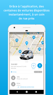 car2go – Vignette de la capture d'écran