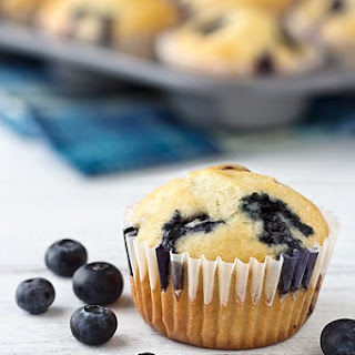 Sour Cream Blueberry Muffins Oil Recipes