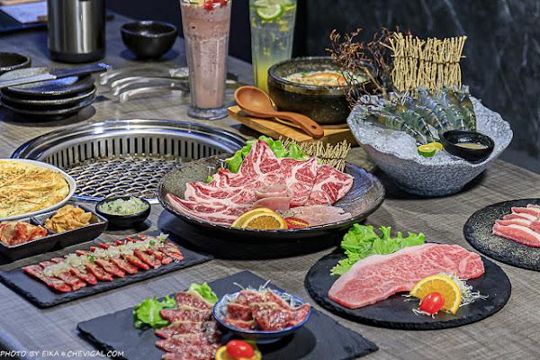 森森燒肉MoriMori Yakiniku 洲際店
