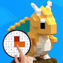 Pixelmon Pixel Art : Sandbox Pokepix icon