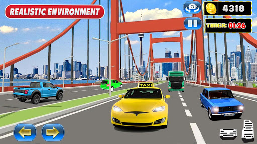 New York Yellow Cab Taxi Driver 2018  screenshots EasyGameCheats.pro 2