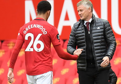 Ole Gunnar Solskjaer is lyrisch over 18-jarig talent Mason Greenwood