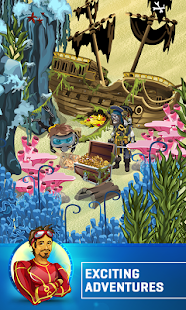 Treasure Diving- screenshot thumbnail