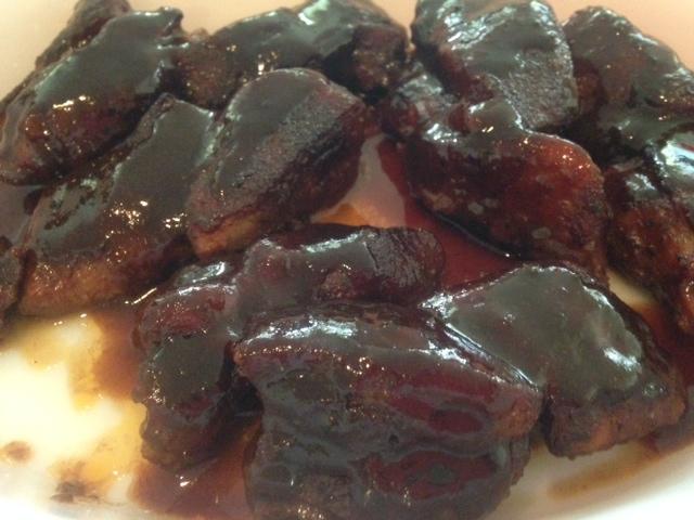 Slow-Baked OVEN BBQ Boneless COUNTRY BACK Pork RIBS Recipe